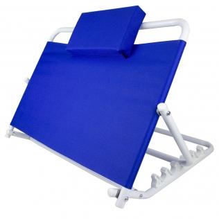 Respaldo incorporador de espalda   Ajustable   Regulable   Para cama