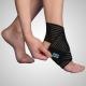 Vendaje elástico de tobillo con velcro | 80 cm | Talla única | STP080 | Emo - Foto 2