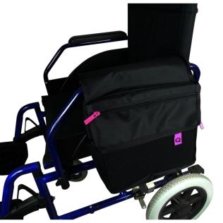 Bolso para silla de ruedas   Ligero y resistente