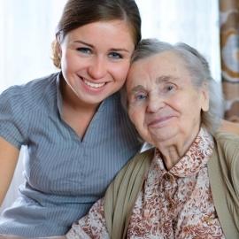 Mobiliario y suministros geriatría